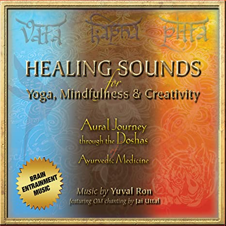 Healing Sounds For Yoga, Mindfulness and Creativity