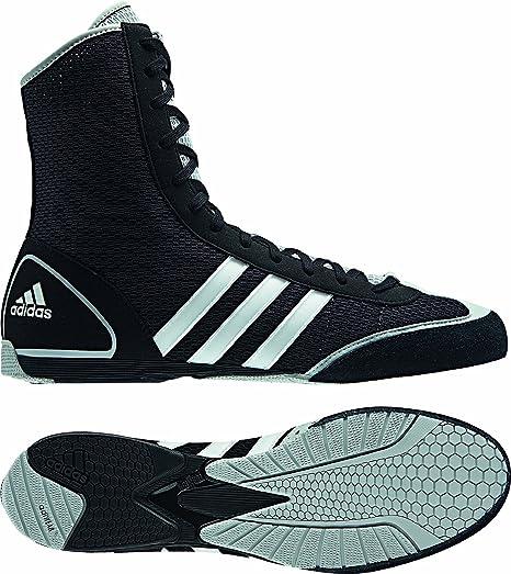 the best attitude e69f0 8b222 adidas Scarpe da boxe Rival II, Nero (black light onix running white