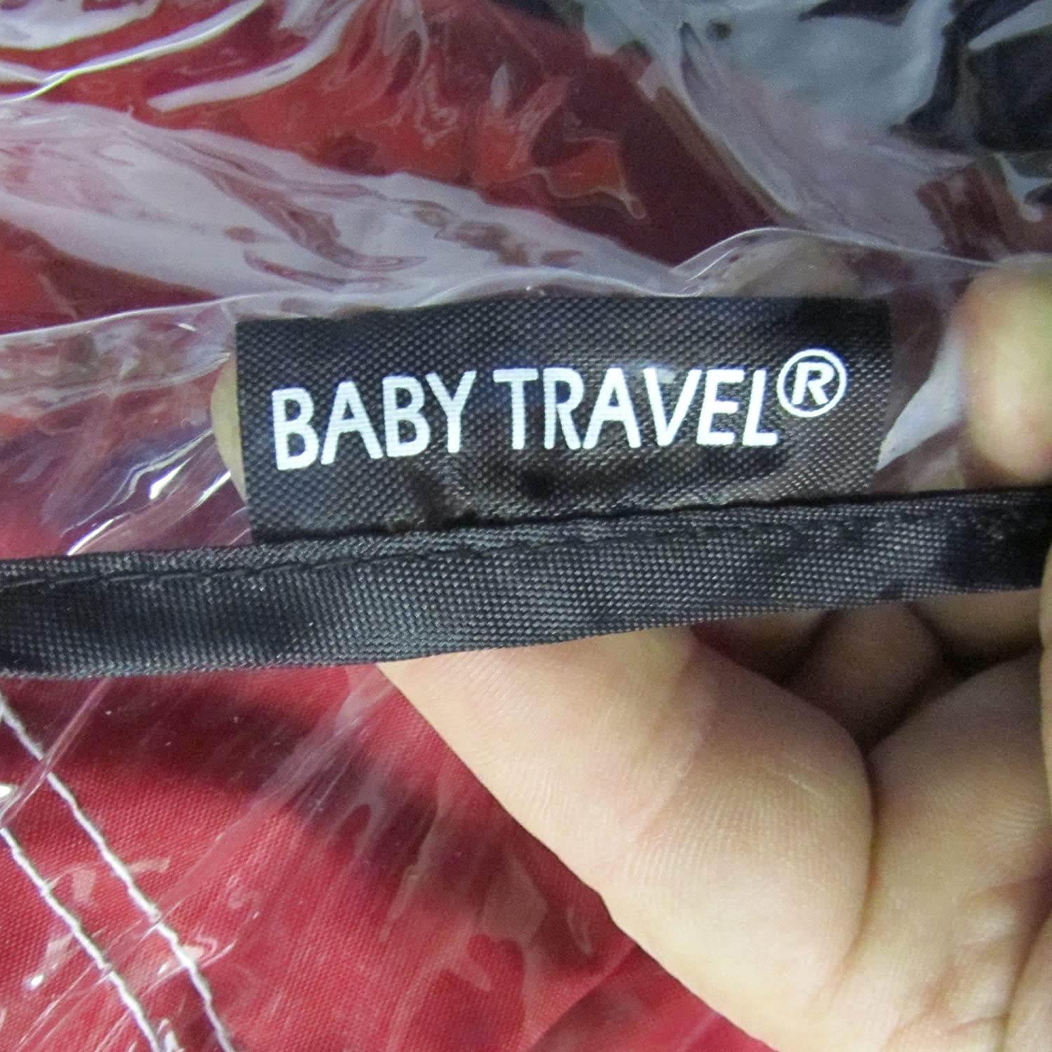 Baby Travel Infant Carrier Raincover for Use With Baby-Safe Plus And Baby-Safe Plus BT401/BBS+