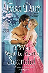 Do You Want to Start a Scandal (Castles Ever After) Kindle Edition