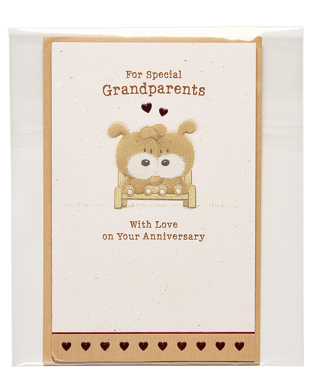 Amazon American Greetings Anniversary Card For Grandparents