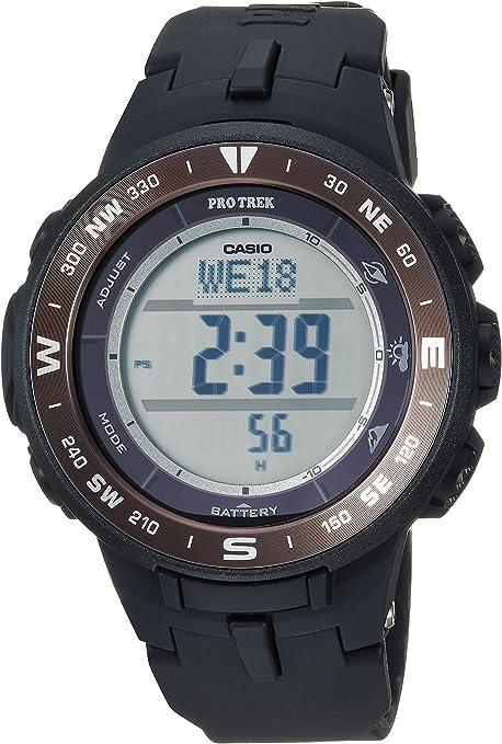 Montre Casio Pro Trek PRW 60Y 1A numérique Compas Solar pour homme