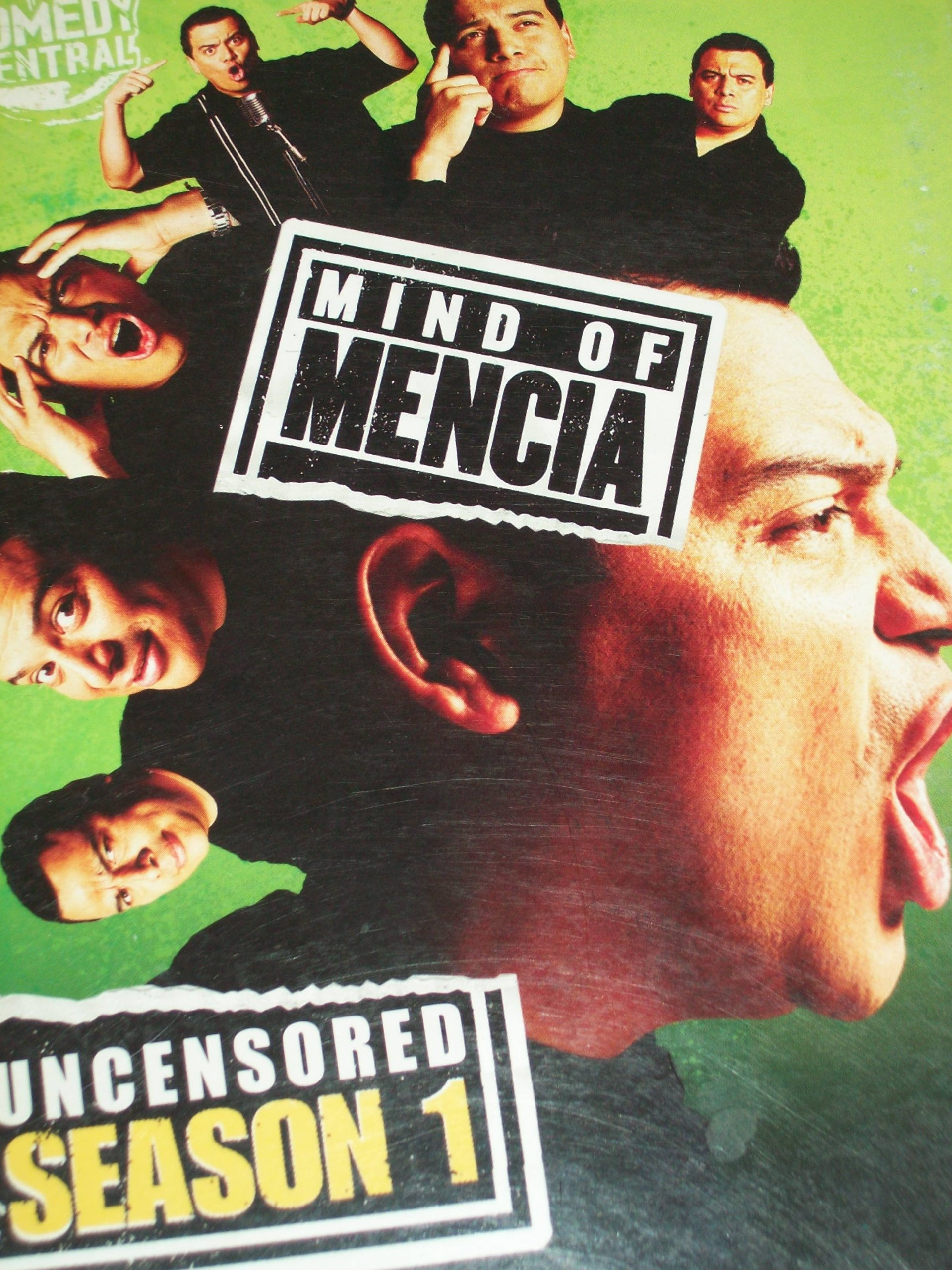 Mind of Mencia with Carlos Mencia: The Complete First Season