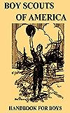 Boy Scouts Handbook - First Edition