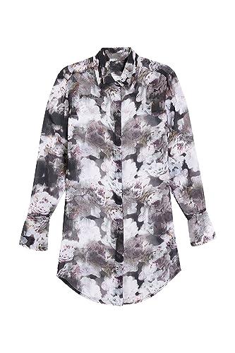 next Mujer Camisa Larga Petite