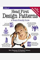 Head First Design Patterns: A Brain-Friendly Guide Paperback