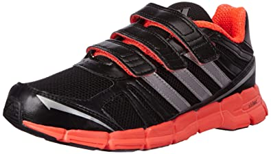 online store 60fe3 9d4cf adidas Performance Childrens Adifast CF Running Shoes 11 Child UK