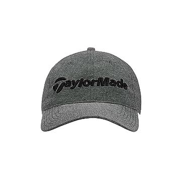 9edb637807c TaylorMade Golf 2018 Men s Lifestyle Tradition Lite Heather Hat ...