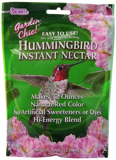 F.M. Brown's Garden Chic Hummingbird Instant Nectar