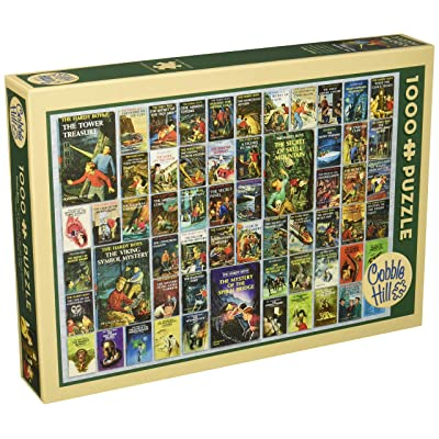 Cobble Hill Hardy Boys Jigsaw Puzzle (1000 Piece): Toys & Games