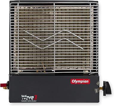 Amazon Com Camco 57331 Olympian Wave 3 3000 Btu Lp Gas Catalytic Heater Automotive