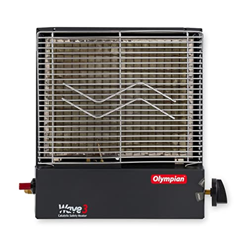 Camco 57331 Olympian Wave-3 LP Gas Catalytic Heater