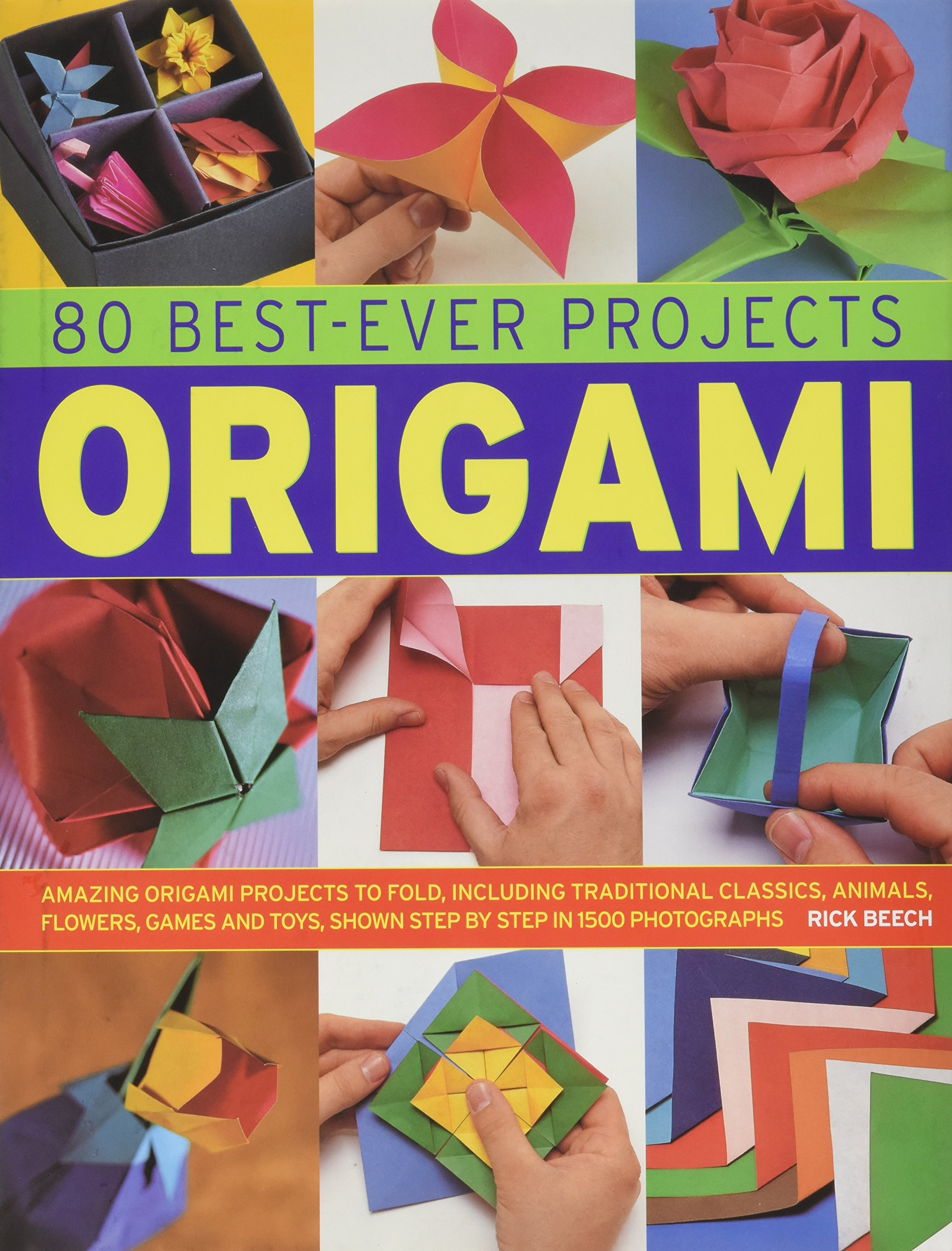 Origami Amazing Origami Projects To Fold Including Traditional