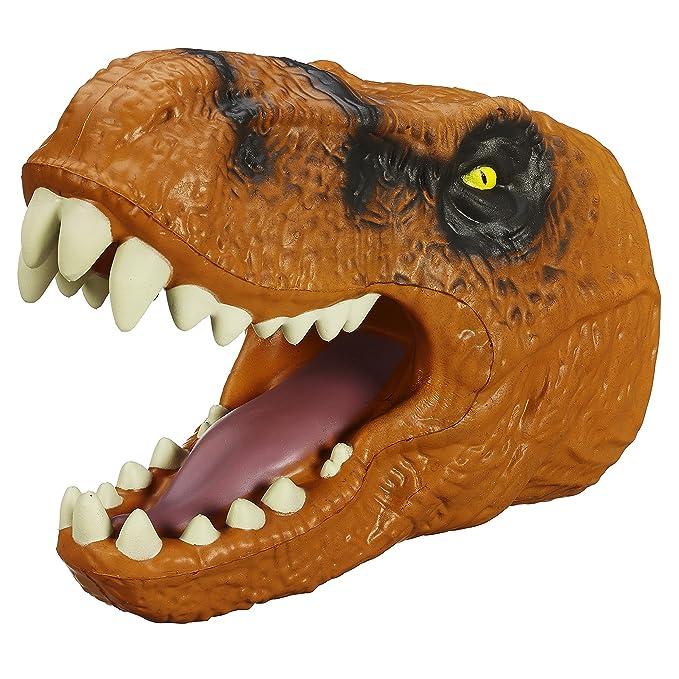 Jurassic World - Máscara para disfraz de adulto (B1511), Modelos surtidos: Amazon.es: Juguetes y juegos