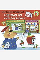 Richard Scarry's Postman Pig and His Busy Neighbors (Pictureback(R)) Kindle Edition