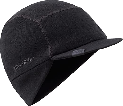 eef05bb878e Madison Isoler Winter Cycling Cap  Amazon.co.uk  Sports   Outdoors