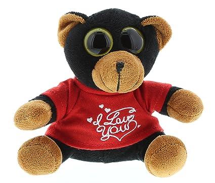 Image result for valentines black teddy bear