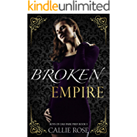 Broken Empire: A Reverse Harem High School Bully Romance (Boys of Oak Park Prep Book 3) (English Edition)