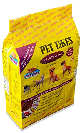 Buy Pet Likes for Adult Dogs, 10 kg Online at Low Prices in India