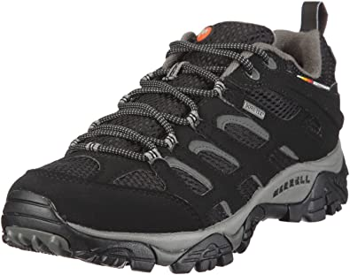 Merrell Merrell Mens Moab GoreTex Walking Shoe  B00SZP2A78