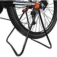 Ibera - Soporte de Bicicleta de fácil Utilidad, Altura Ajustable, Soporte Plegable para reparación de Bicicletas