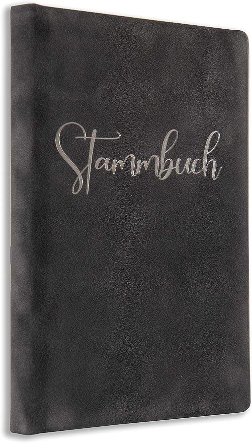 A5 SPB behördenverlag de la familia - Liran -, libro, color gris, de terciopelo, en plateado, doble loto, en libros, 2-Schraubentechnik, en libros, DIN A5: Amazon.es: Bricolaje y herramientas