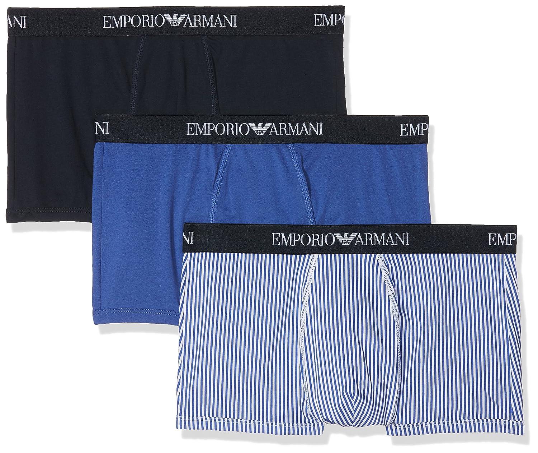 Emporio Armani Underwear Braguita (Pack de 3 para Hombre