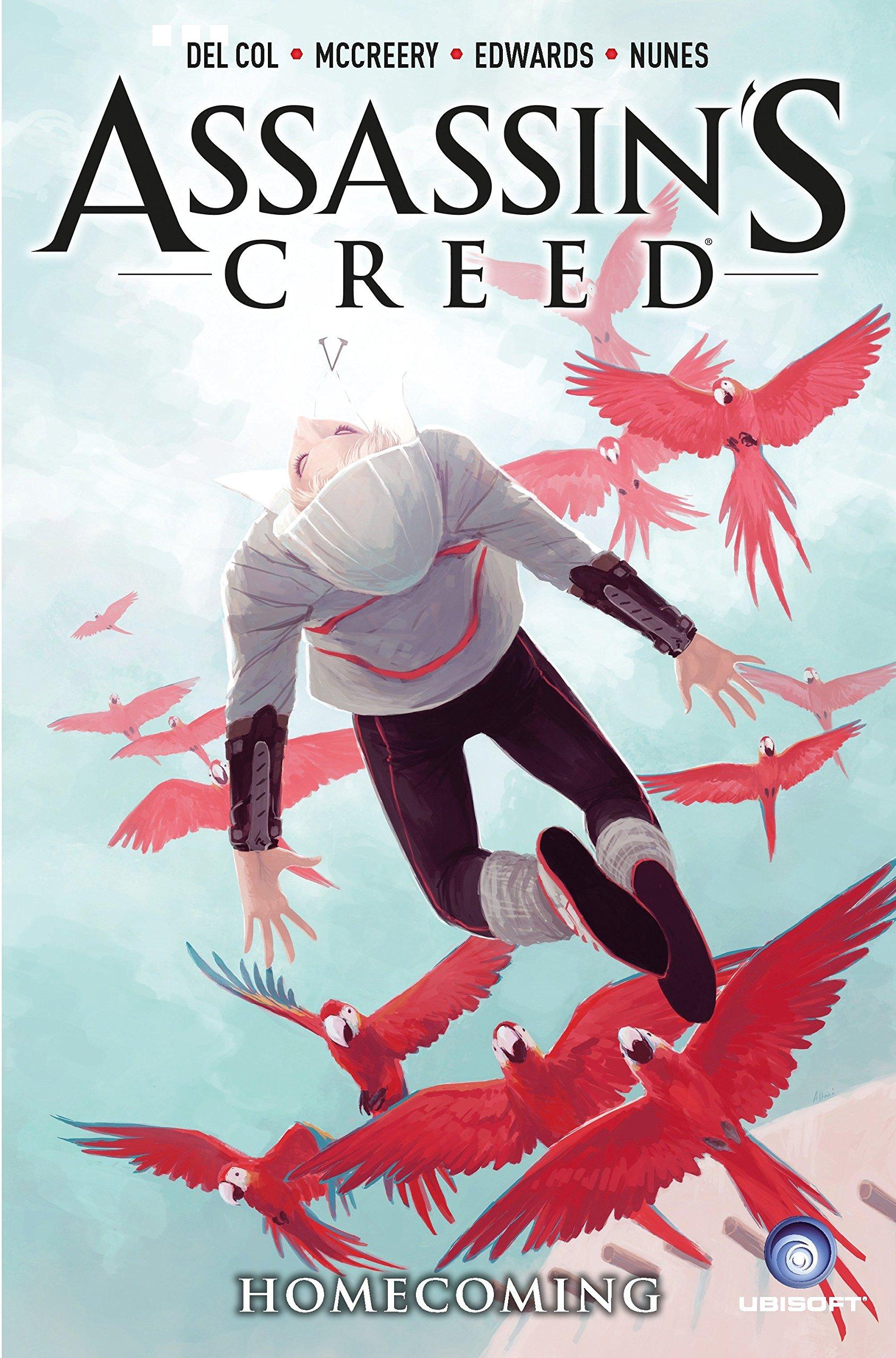 Assassin's Creed: Volume 3 Homecoming (A D.D. Warren and Flora Dane Novel) PDF