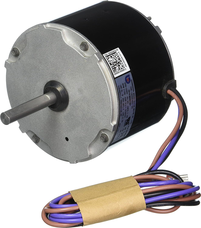 Goodman 0131M00018PSP 1-Speed Condenser Fan Motor, 208/230 Volts, 1/4 Hp, 1,100 RPM
