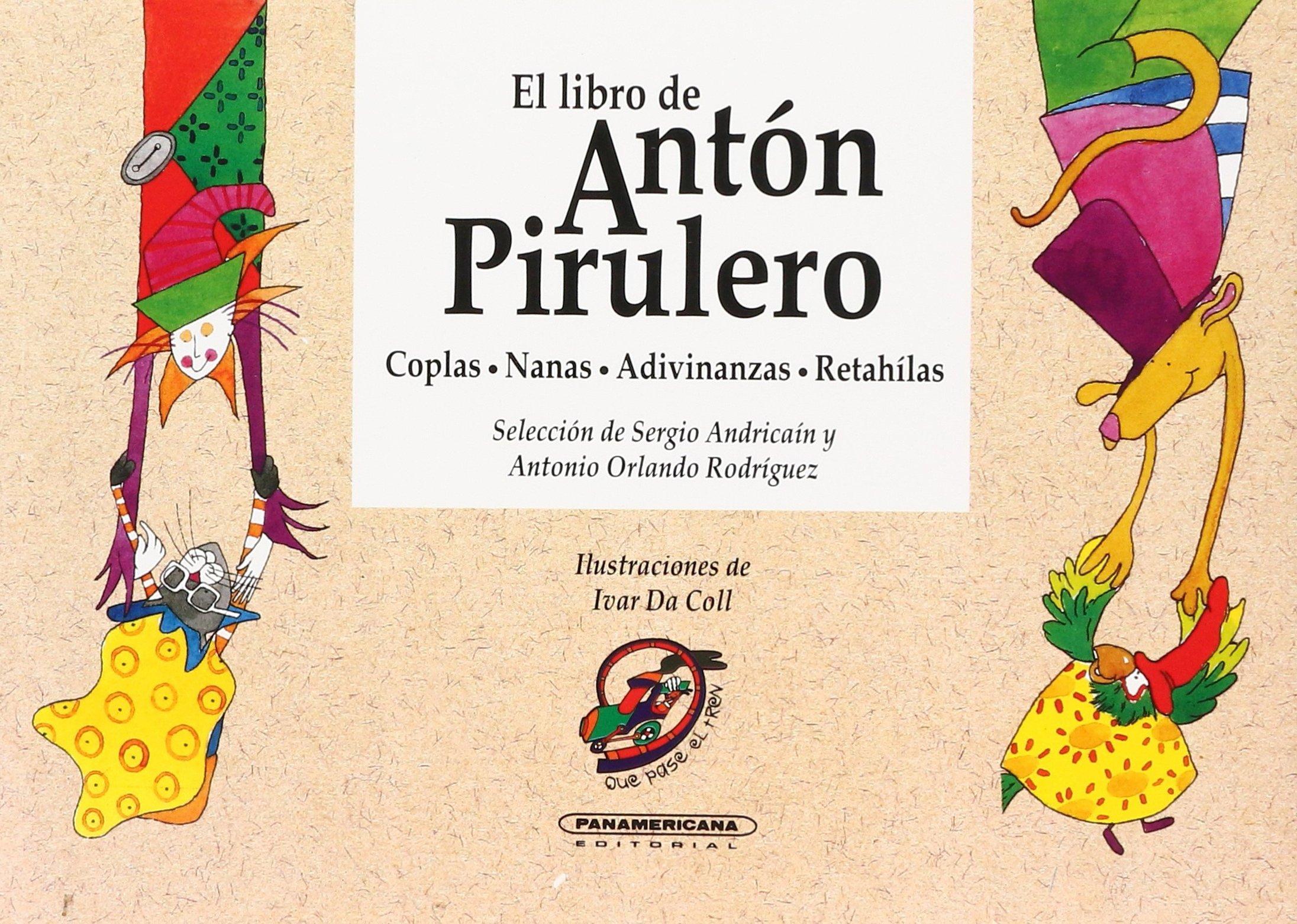 Download El Libro de Anton Pirulero (Spanish Edition) ebook