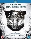 Transformers 1-3 [Blu-ray] [Import anglais]