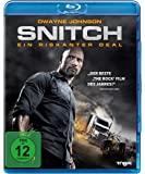 Snitch - Ein riskanter Deal [Blu-ray]