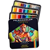 Sanford Prismacolor Premier Colored Pencils, Pack of 72, Multi-Colour