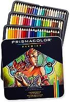Lápis de Cor Prismacolor Premier Estojo Metálico 72 Cores