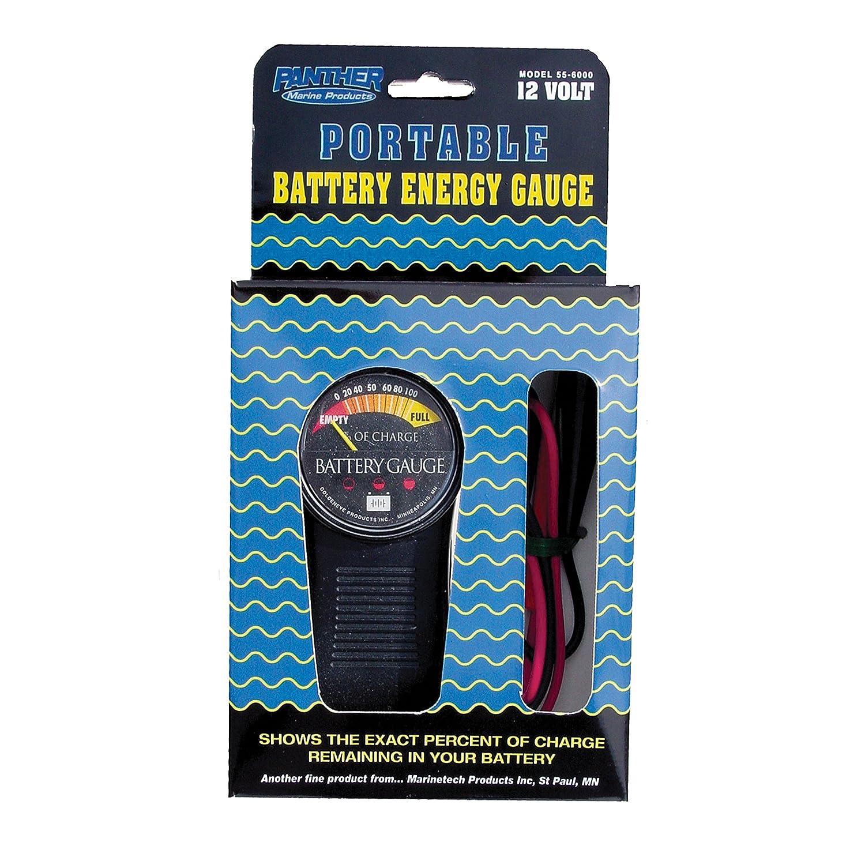 Amazon.com: Panther 55-6000 Portable Hand-Held Battery Gauge: Automotive