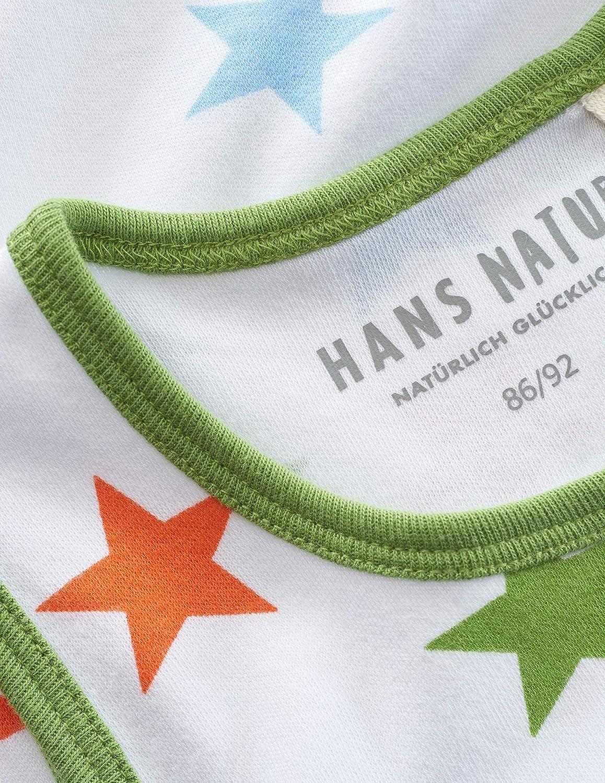 Bio Kinder Unterhemd 100/% Bio-Baumwolle kbA 110//116 Grau GOTS zertifiziert