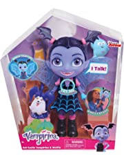 Just Play Vampirina Bat-Tastic Talking Vee & Friends