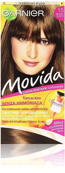 Shampoo colorante x capelli bianchi