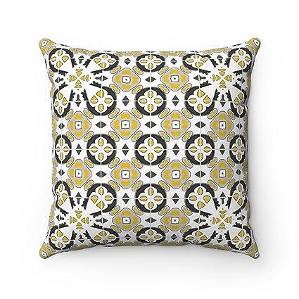 43 x 43 cm, diseño geométrico Original marroquí zellige ...