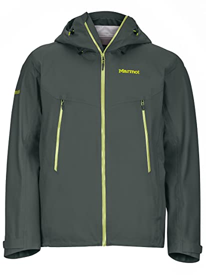 7a7b8e89 Amazon.com: Marmot Red Star Men's Waterproof Rain Jacket: Clothing