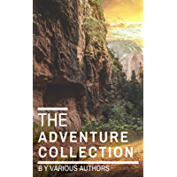 The Adventure Collection: Treasure Island, The Jungle Book, Gulliver's Travels.... (The Heirloom Collection) (English Edition)