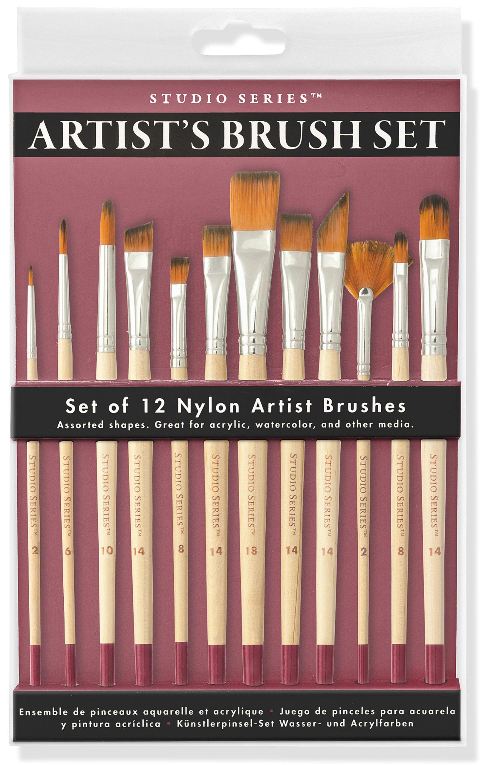 Studio Artists Paintbrush quality brushes product image