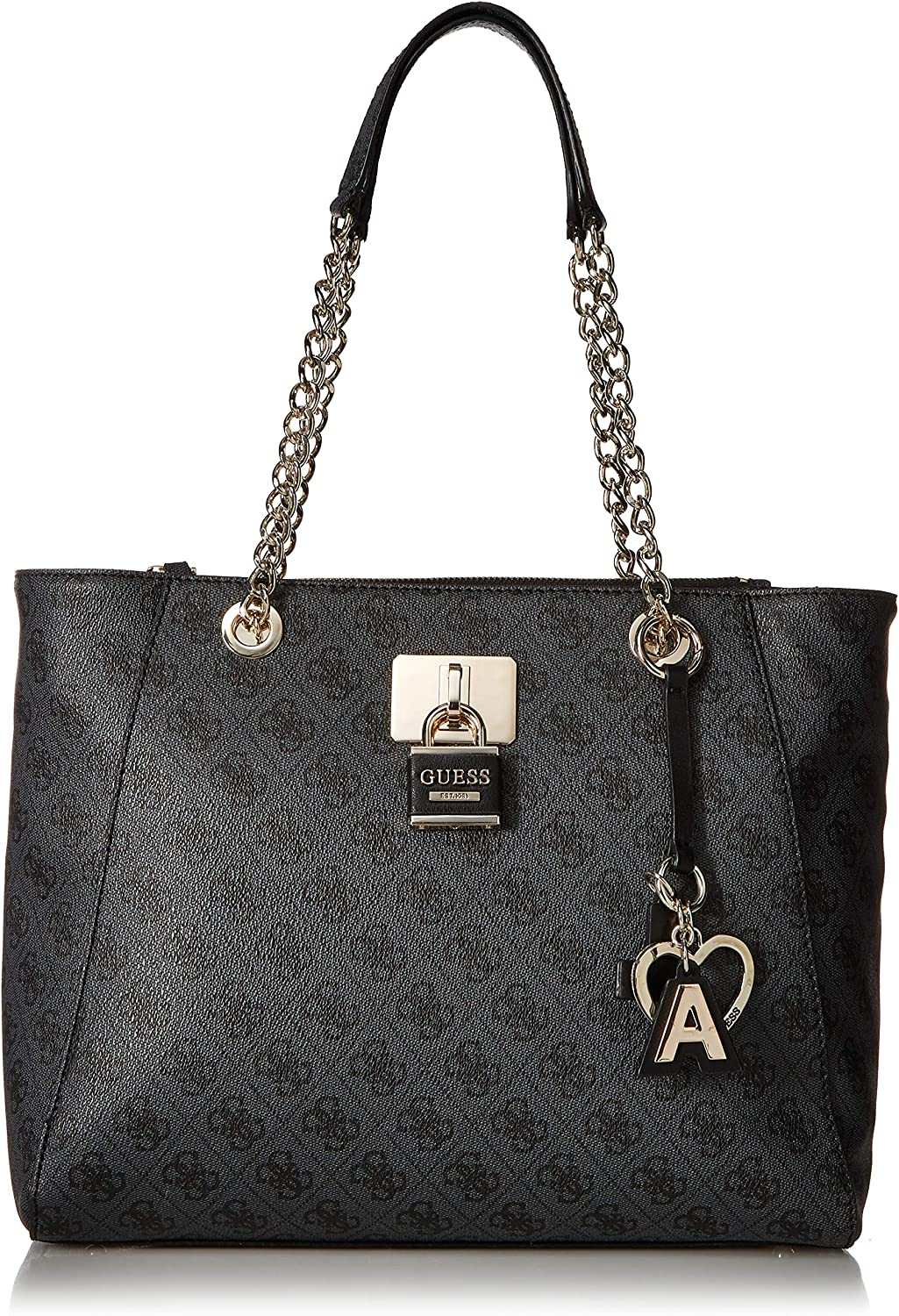 Guess BORSA DONNA MOD. DOWNTOWN COOL TOTE IN ECOPELLE COL