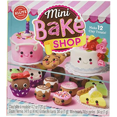 Klutz Mini Bake Shop: Toys & Games