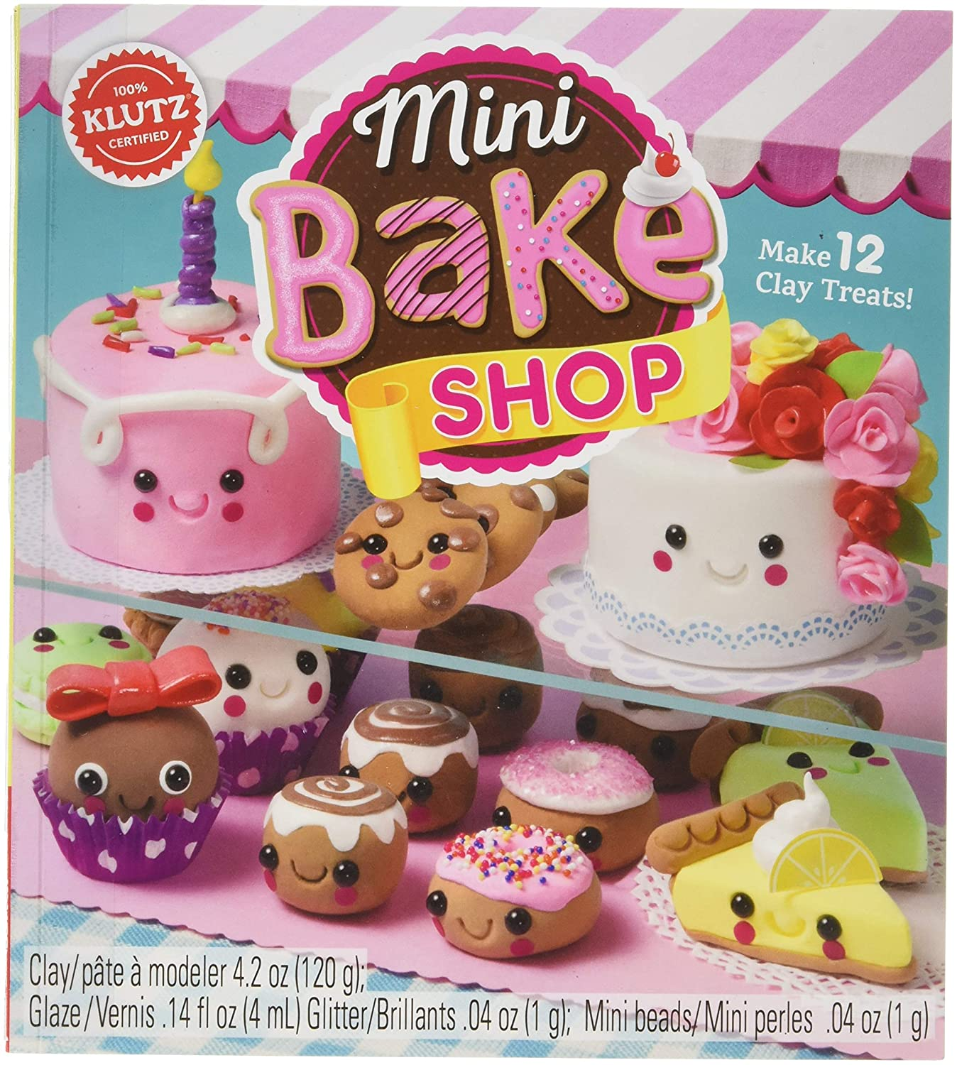 Klutz Mini Bake Shop Notions - In Network 821020