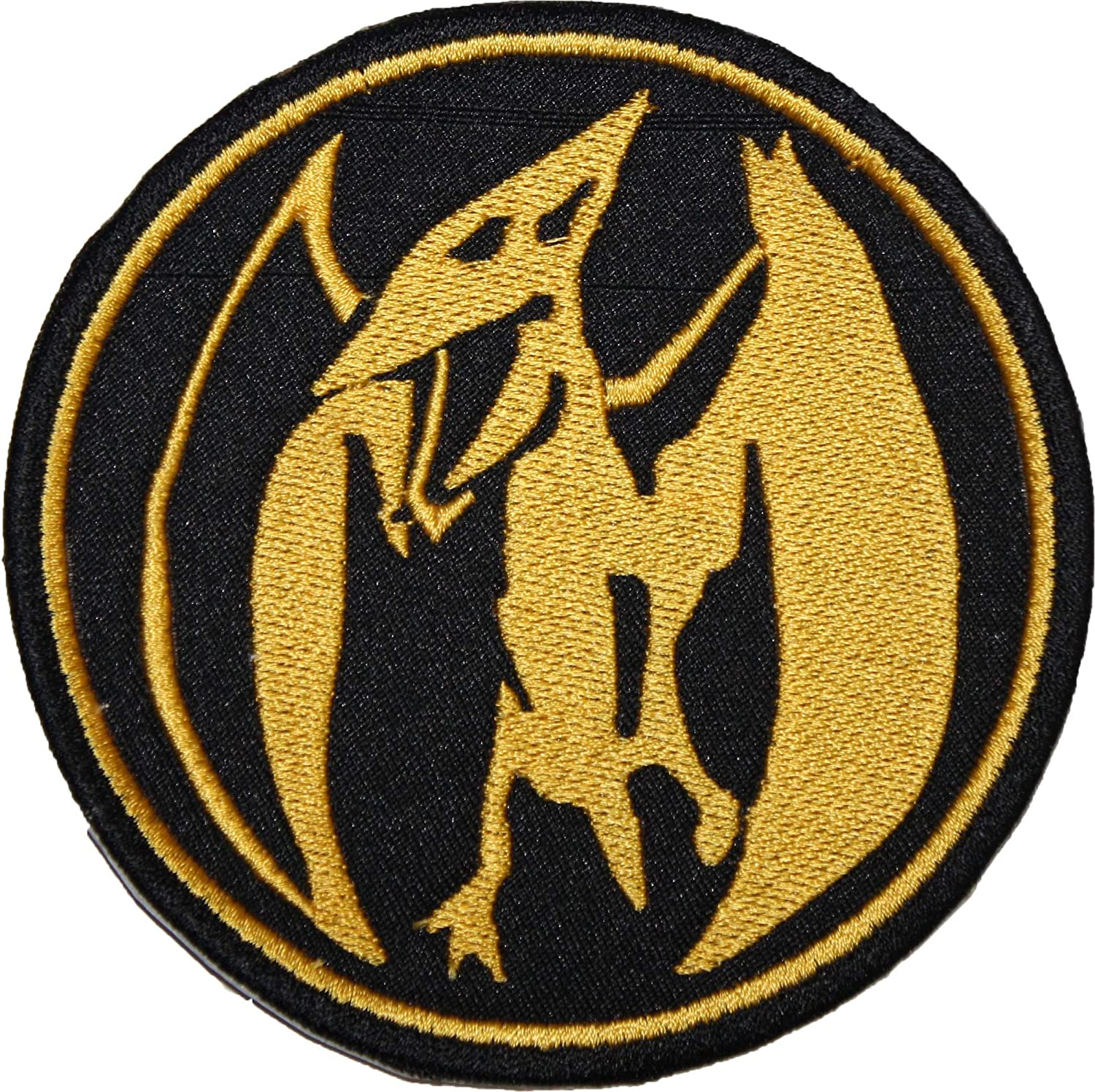 "Power Rangers 4.5/"" Embroidered Sew//Iron-on Patch Premium Quality"