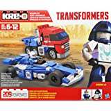 Kre-O Transformers Optimus Prime & Mirage 209 Pieces
