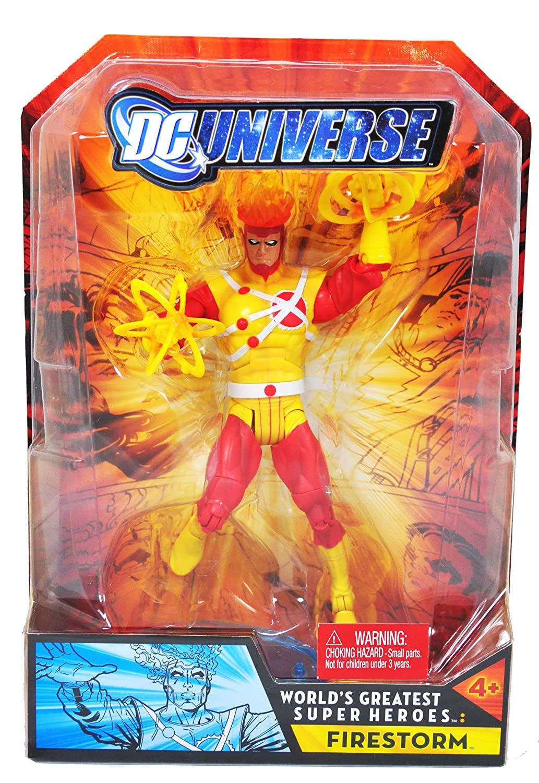 Mattel DC Universe Classics Firestorm Figure