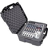 """MixerCASE 17"""" Mixer Carrying Case Fits Behringer XENYX X1204USB , 1204USB , QX1204USB , Q1204USB , 1202FX , 1202 , 802 , Q802USB , QX1202USB , 1002FX , QX1002USB , 1002B , Q1202USB , 1002 , Q1002USB"""