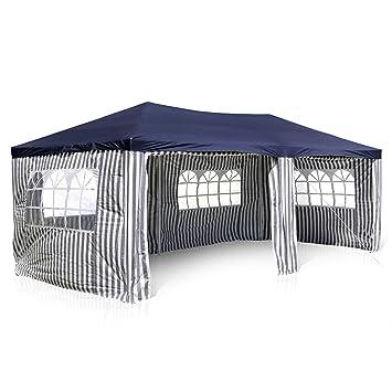 partyzelt terrasse